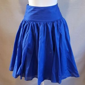 LUX Urban Outfitters Full Skirt Fit n Flare 0 XS